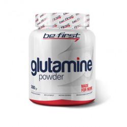 Be First Glutamine Powder 300 г малина