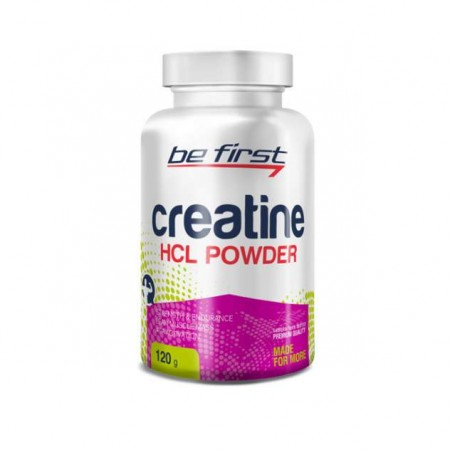 Be First Creatine HCL Powder 120 г без вкуса
