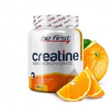 Be First Micronized Creatine Powder 300 г апельсин