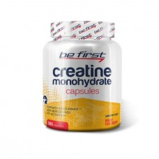 Be First Creatine Monohydrate Capsules 350 капсул без вкуса