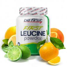 Be First Leucine Powder 200 г цитрусовый микс