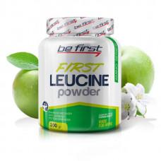 Be First Leucine Powder 200 г яблоко