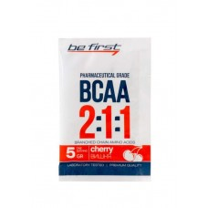 Be First BCAA Powder 5 г вишня