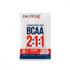 Be First BCAA Powder 5 г экзотик