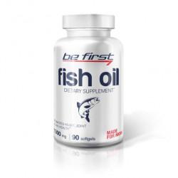 Рыбий жир Be First 90 гелевых капсул
