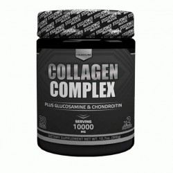 Комплексное средство Steel Power Nutrition Collagen Complex 300 г лимон