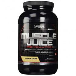 Гейнер Ultimate Nutrition Muscle Juice Revolution 2120 г Vanilla