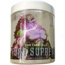 Предтренировочный комплекс Boss Sport Nutrition Fury Supreme 200 г, Sour Gummy Bear