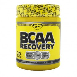 Steel Power Nutrition BCAA Recovery X 250 г угадай вкус