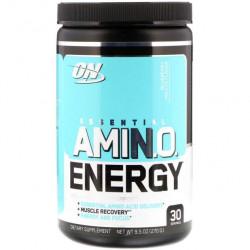 Optimum Nutrition Essential Amino Energy 270 г черничный мохито