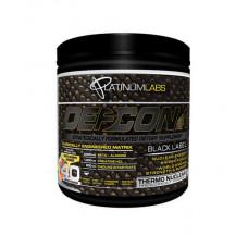 Предтренировочный комплекс Platinum Labs Defcon 1 Black Label 350 г, Sour Gummy Worms
