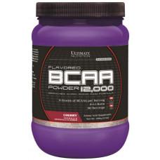 Ultimate Nutrition BCAA 12000 228 г вишня
