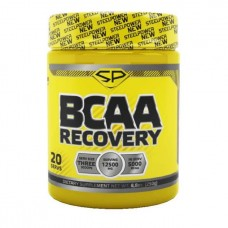 Steel Power Nutrition BCAA Recovery X 250 г вишня