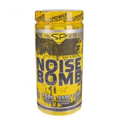 Предтренировочный комплекс Steel Power Nutrition Noise Bomb 450 г, виноград