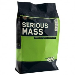Гейнер Optimum Nutrition Serious Mass 5460 г Chocolate