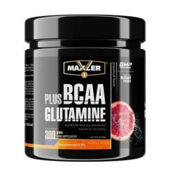 Maxler BCAA + Glutamine 300 г грейпфрут