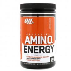 Optimum Nutrition Essential Amino Energy 270 г апельсин