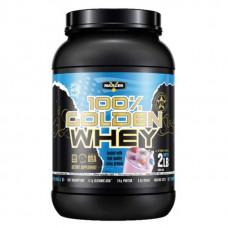 Протеин Maxler 100% Golden Whey 908 г Bubble Gum