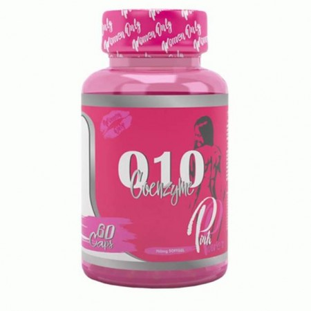 Коэнзим Steel Power Nutrition Q10 Coenzyme 60 капсул