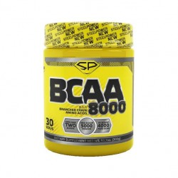 Steel Power Nutrition BCAA 8000 300 г ананас