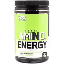 Optimum Nutrition Essential Amino Energy 270 г яблоко