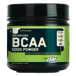 Optimum Nutrition BCAA 5000 345 г без вкуса