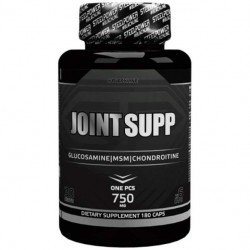Комплексное средство Steel Power Nutrition Nutrition Joint Supp 180 капсул