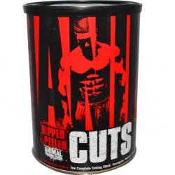 Жиросжигатель Universal Nutrition Animal Cuts, 35 г, Unflavoured