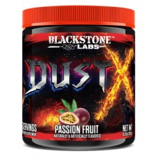 Предтренировочный комплекс BlackStone Labs Dust X 337 г, маракуйя