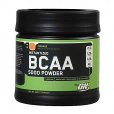 Optimum Nutrition BCAA 5000 380 г апельсин