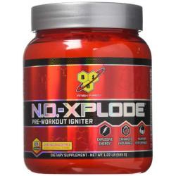 Предтренировочный комплекс BSN N.O.-Xplode 3.0 550 г, Малиновый лимонад