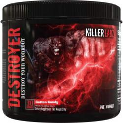 Предтренировочный комплекс Killer Labz Destroyer 270 г, Cotton Candy