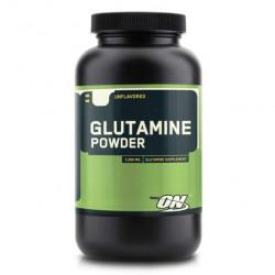 Optimum Nutrition Glutamine Powder 5000 300 г без вкуса