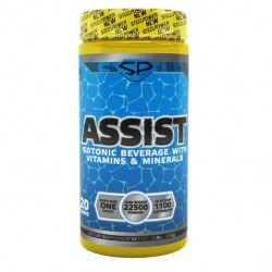 Изотонический напиток Steel Power Nutrition Nutrition Assist 450 г, груша