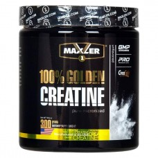 Maxler 100% Golden Creatine 300 г без вкуса