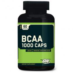 Optimum Nutrition BCAA 1000 60 капсул без вкуса
