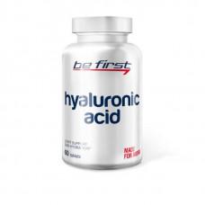 Гиалуроновая кислота Be First Hyaluronic Acid 60 таблеток