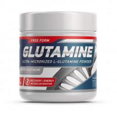 GeneticLab Nutrition Glutamine 100% Platinum 300 г без вкуса