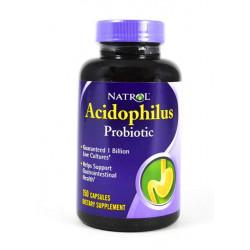 Добавка для пищеварения Natrol Acidophilus Probiotic 1 Billion 150 капсул
