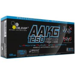 Olimp AAKG 1250 Mega Caps 120 капсул без вкуса