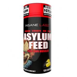 Insane Labz Asylum Feed 120 капсул без вкуса