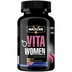 Многокомпонентный препарат Maxler USA VitaWomen 90 таблеток