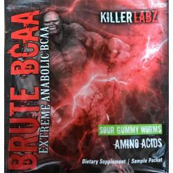 Killer Labz Brute BCAA 7.5 г без вкуса