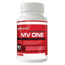 Витаминно-минеральный комплекс Genone MV One 90 капсул