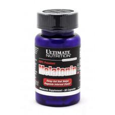Ultimate Nutrition Melatonin - 60 капсул