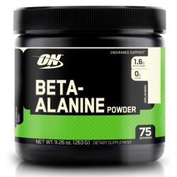 Optimum Nutrition Beta-Alanine Powder 263 г натуральный вкус