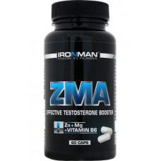 Витаминно-минеральный комплекс Ironman ZMA 60 капсул