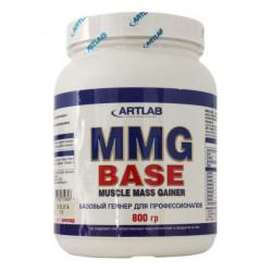Гейнер Artlab Muscle Mass Gainer Base 800 г шоколад