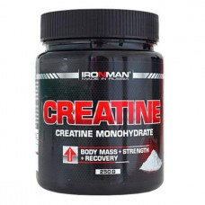 Ironman Creatine Monohydrate 250 г без вкуса