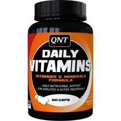 Витаминно-минеральный комплекс QNT Daily Vitamins 60 капсул